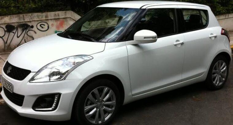Χάθηκε Κλάπηκε: Αυτοκίνητο- Αγία Παρασκευή αυτοκίνητο Suzuki Swift αυτόματο, χρώμα λευκό