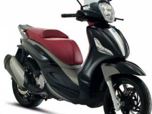 Κλάπηκε Piaggio Beverly 350 cc μαύρη Πετράλωνα Αττικής. Μοτοσυκλέτες-Μοτοποδήλατα- Πετράλωνα