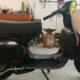 Εκλάπη οδό Αθηνάς 12 μαύρη βέσπα px 200 1983. Μοτοσυκλέτες-Μοτοποδήλατα- Αθήνα