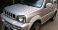 Εκλάπη Suzuki jimny 07′ ασημί Ζωγράφου Αυτοκίνητο- Ζωγράφου