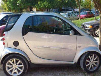 Κλάπηκε smart 700 ασημί IZY 3433, Σχιστού Κορυδαλλού Auto-Αυτοκίνητα- Κορυδαλλός