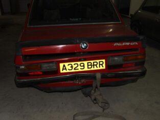 κλάπηκε BMW alpina κόκκινο Ολυμπιακό χωριό Αχαρνες Auto-Αυτοκίνητα- Αχαρνές