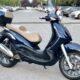Εκλάπη σκούτερ Piaggio Βeverly Tourer 250 μπλε Μηχανή- Νέα Σμύρνη