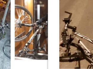 Κλάπηκε ποδήλατο – Περιστέρι Αττικής Ποδήλατο- Περιστέρι