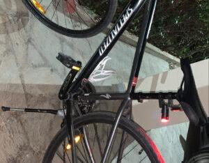 Εκλάπη ποδήλατο μάρκας Specialized μαύρο Ποδήλατο- Glyfada Ποδήλατο- Γλυφάδα